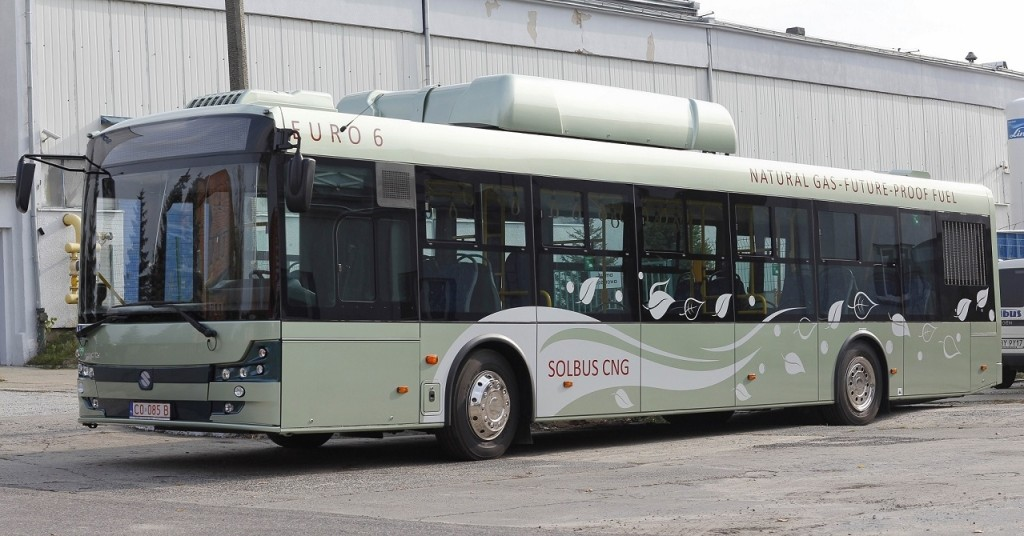 Solbus CNG 1